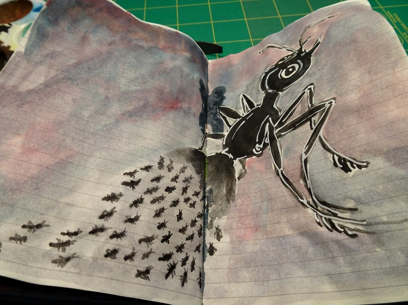 ant-singular